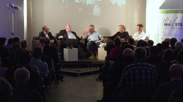 Fussballtalk der Max Stillger Stiftung