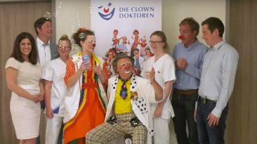 Teaser - Lachen ist die beste Medizin: Die Clowndoktoren kommen nach Limburg