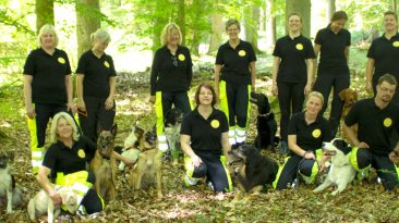 Die Rettungshundestaffel Goldener Grund - Teil 1